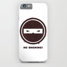 no smoking iPhone 6s Slim Case