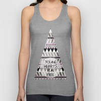 Young Hearts Unisex Tank Top