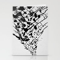 mineral spirit Stationery Cards