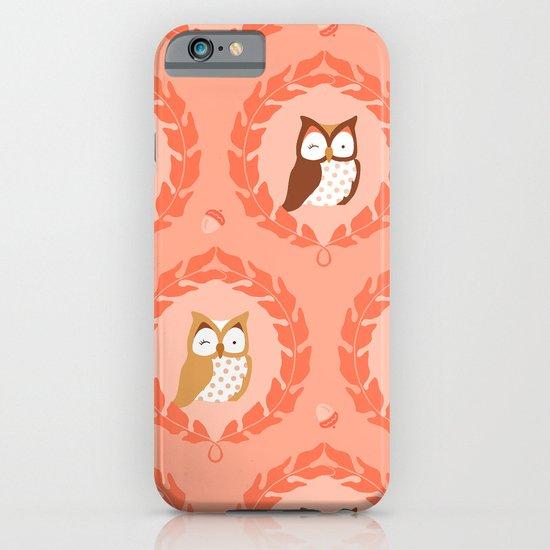 Sweet Owlies - Dawn iPhone & iPod Case