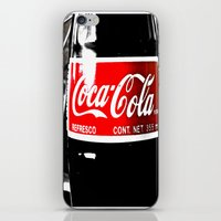 Coca-Cola Nostalgia iPhone & iPod Skin