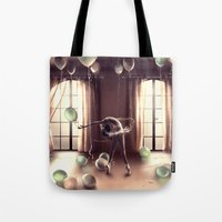 LIBRA from the dancing zodiac Tote Bag