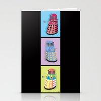 Dalek Dreams Stationery Cards