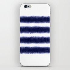 Indigo Stripes iPhone & iPod Skin