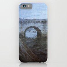 Paris Bridge & Seine Holga Double Exposure iPhone 6s Slim Case