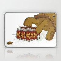Roman Turtle Formation Laptop & iPad Skin