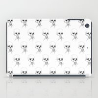 Skull With Tentacles iPad Case
