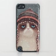 Christmas Cat iPod touch Slim Case