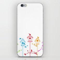Cute Birds #10 iPhone & iPod Skin