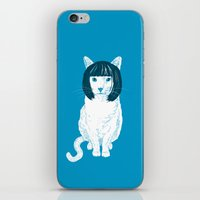 Bobcat. iPhone & iPod Skin