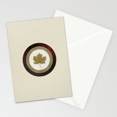 Leaf Space Stationery Cards