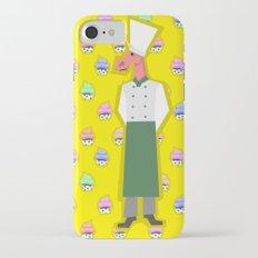 Pastry Chef Unicorn Slim Case iPhone 7