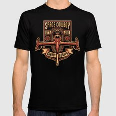 Just a Humble Bounty Hunter Black Mens Fitted Tee SMALL