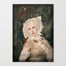 Aveline (Vampire Ball) Canvas Print
