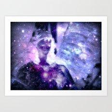 Celestial Angel Art Print