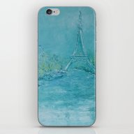 City Of Love iPhone & iPod Skin