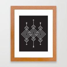 GOOD AIM Framed Art Print