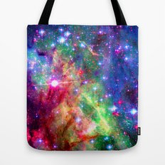 Cosmic Magic Tote Bag
