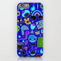 iPhone & iPod Case featuring Everything is going to be OK #1 by Lowercase Industry