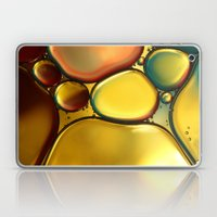 Oil & Water Abstract II Laptop & iPad Skin