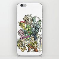 Sick Sick Sick Marc M. Of The Beast iPhone & iPod Skin