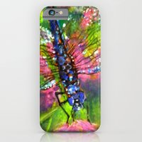 Title: painting - Dragonfly iPhone 6 Slim Case