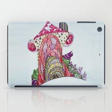 funny house iPad Case