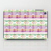 Watercolour Quilt #2 iPad Case