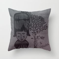 Willy Wonka Throw Pillow