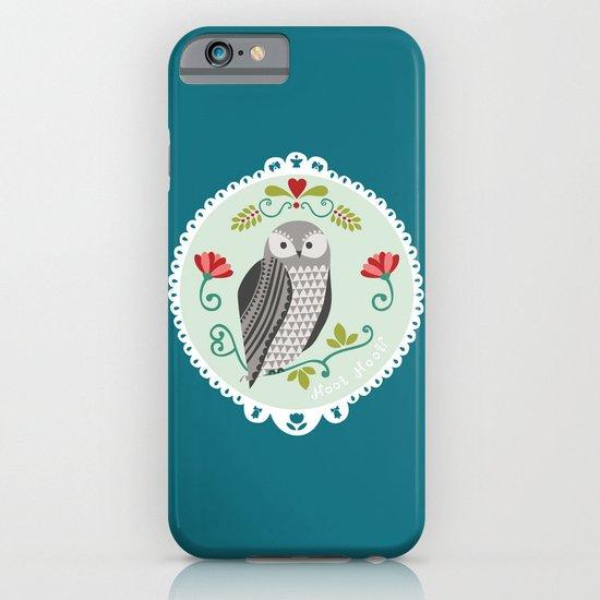 Piccola Damigella Gufo iPhone & iPod Case
