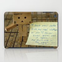 I Have Your Cake... iPad Case
