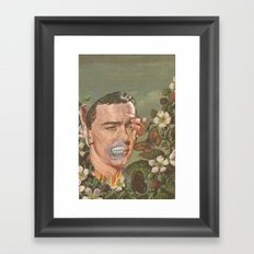 Citizen Of Mordeville Framed Art Print