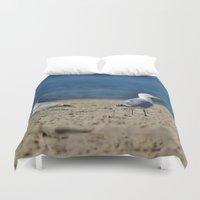 Two Seagulls Duvet Cover