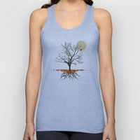 The Fall Unisex Tank Top
