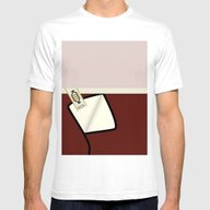 Kirk - TMP -Open - Minim… Mens Fitted Tee White SMALL