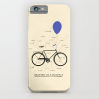 Anatomy Of A Bicycle iPhone 6 Slim Case