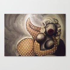 Jayne Mansfield Canvas Print