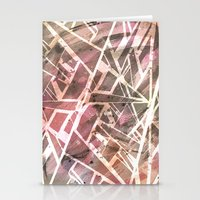 Shattered Stationery Cards