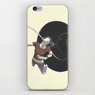 iPhone & iPod Skin featuring Vortex by Señor Salme
