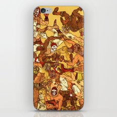 Some Guys Like it Rough iPhone & iPod Skin