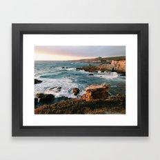 Montaña De Oro State Pa… Framed Art Print