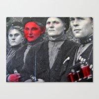fishily  Canvas Print