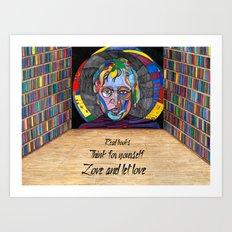 Big Brother Cool Art Print
