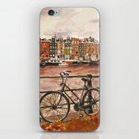Going Dutch (red) iPhone & iPod Skin