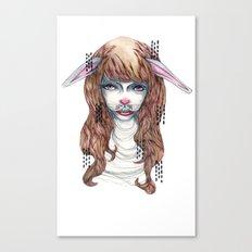 Rab Canvas Print