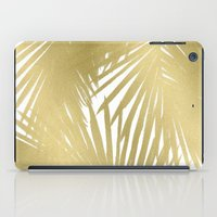 Palms Gold iPad Case
