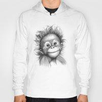 Monkey - Baby Orang Outa… Hoody