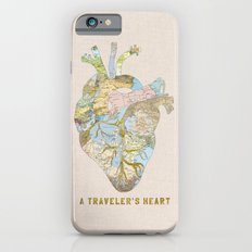 A Traveler's Heart iPhone 6s Slim Case
