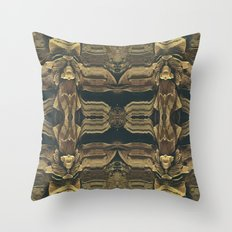 Stalagmites Version 1 Throw Pillow