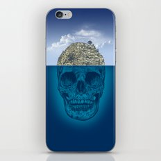 Skull Island iPhone & iPod Skin